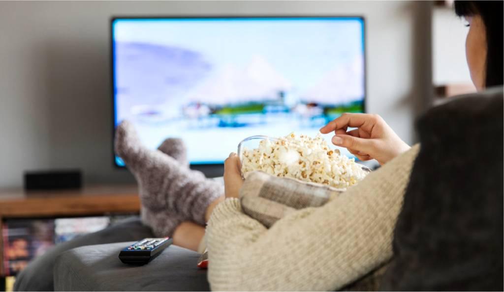 Vacaciones en casa - Festival de cine en casa