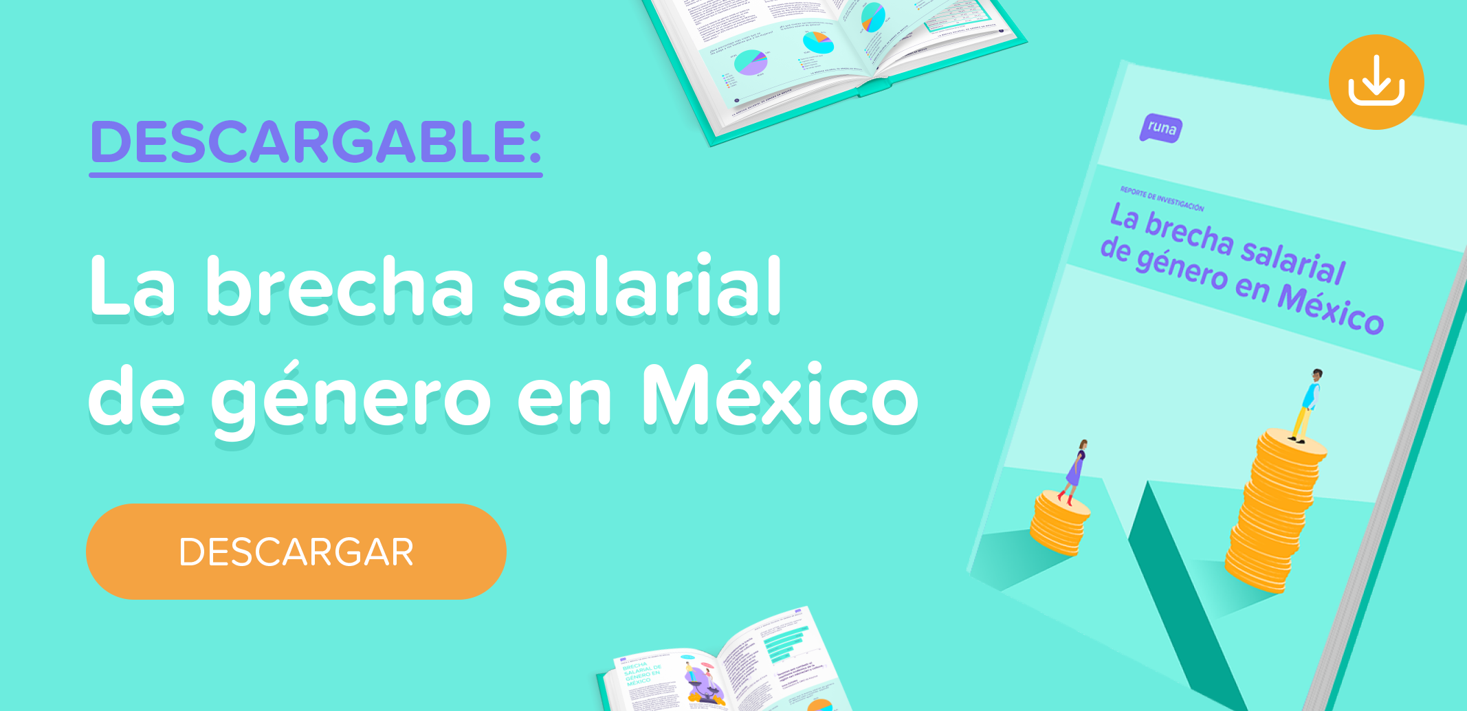 La brecha salarial de género en México   Runa HR